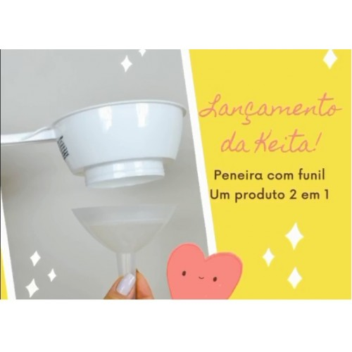 PENEIRA C/ FUNIL