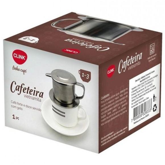 CAFETEIRA VIETNAMITA INOX